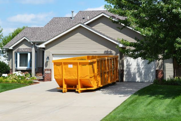 Top 5 Reasons for Using Dumpster Pick-up Services