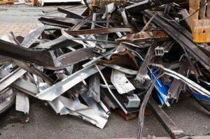 Scrap Metal Removal Chandler AZ